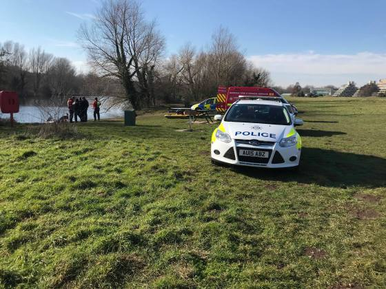 Police search UEA Lake again for missing student Nick Sadler