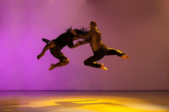 Review: Richard Alston's Dance Company at the Norwich Theatre Royal