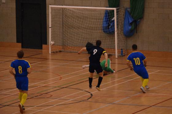 UEA Suffer Futsal Trophy Heartbreak as South Bank Sneak Through to Quarter Finals