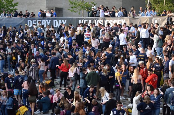 Derby Day 2019 editorial… seventh heaven for UEA