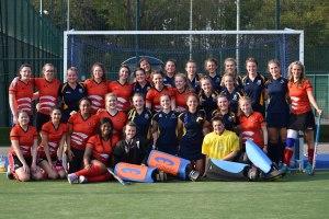 Women's Hockey, Derby Day 2019