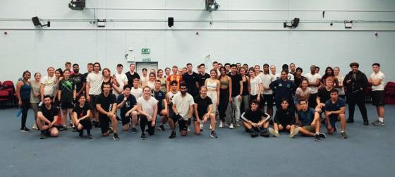 UEA Boxing: it's not like 'Fight Club'