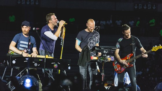 'Everyday Life': A reminder of just how fantastic Coldplay are