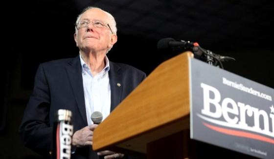 Bernie Sanders formally suspends presidential campaign