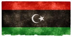 Libya, Flag