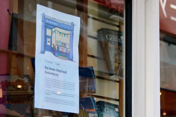 Bookshop.org offers indie bookstores chance to sell online