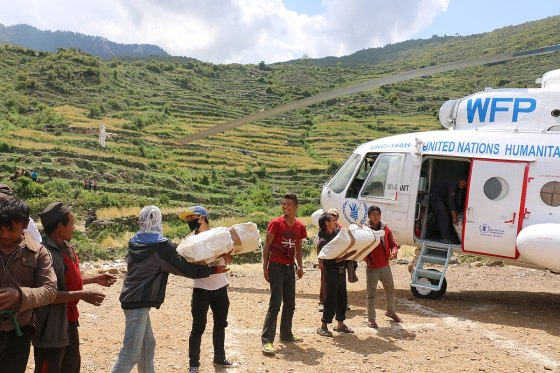 From crises in Kosovo and Kenya, to Jordan and Pakistan: an interview with World Food Programme aid worker Lindita Bare