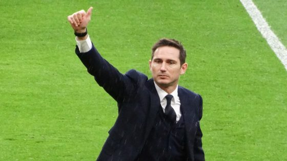Was it a case of too much, too soon for Frank Lampard?