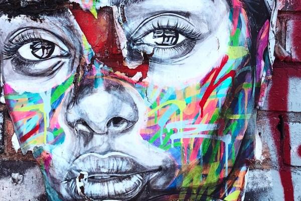 International Women's Day Street Art Collective's 2021 #ChooseToChallenge Campaign