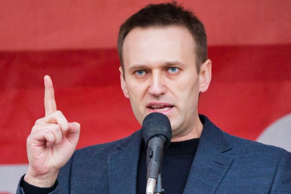 Navalny Protests Spark Mass Arrests Across Russia