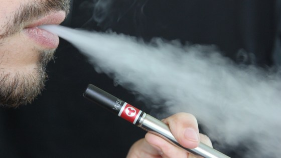 UEA to Hand Out E-cigarettes to Homeless People as Part of Nationwide Research Trial
