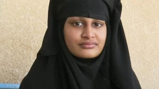 Shamima Begum was a victim of child trafficking