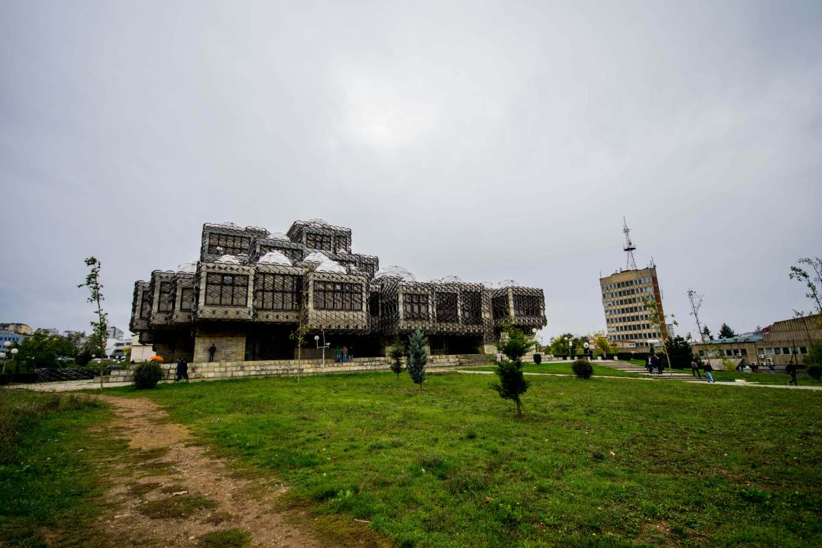 My Favorite Ugly Building: The National Library of Kosovo