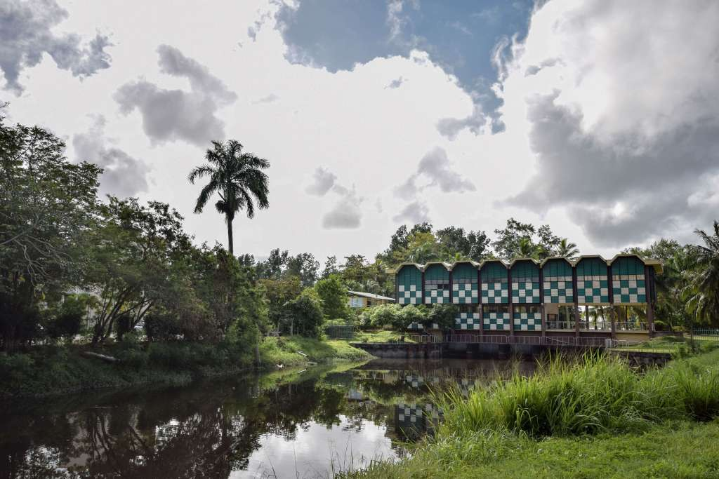 Hinterlands of Suriname