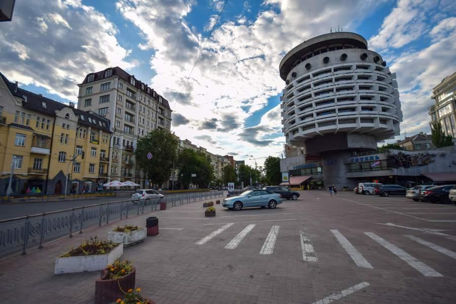 Soviet Hotel - Viet of Hotel Salute