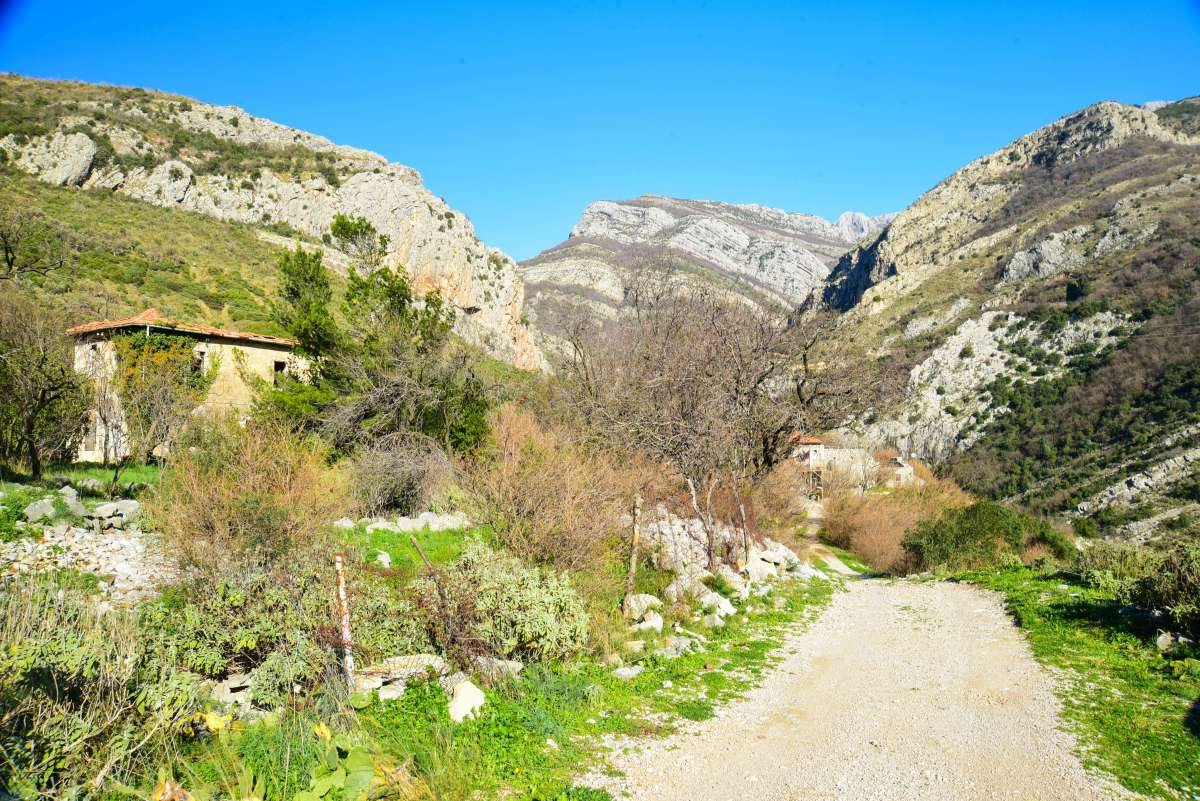 Albania road trip