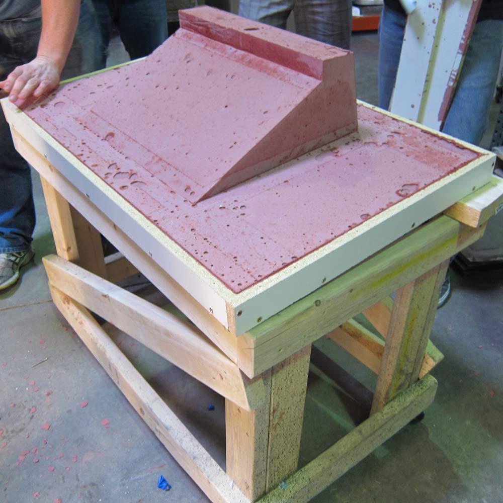 concrete countertop mix designs