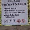 Pump Track - Finger Lakes State Park - Columbia, MO