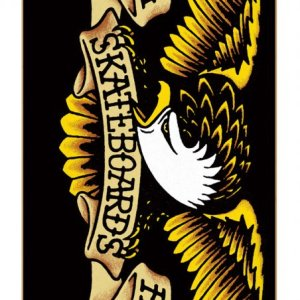 Antihero - Classic Eagle Lrg 8.12 Skateboard Deck