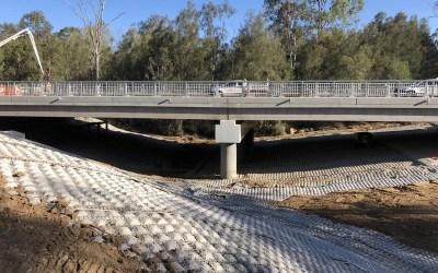 ACM Project – Deebing Creek Bridge Abutment – Ipswich QLD