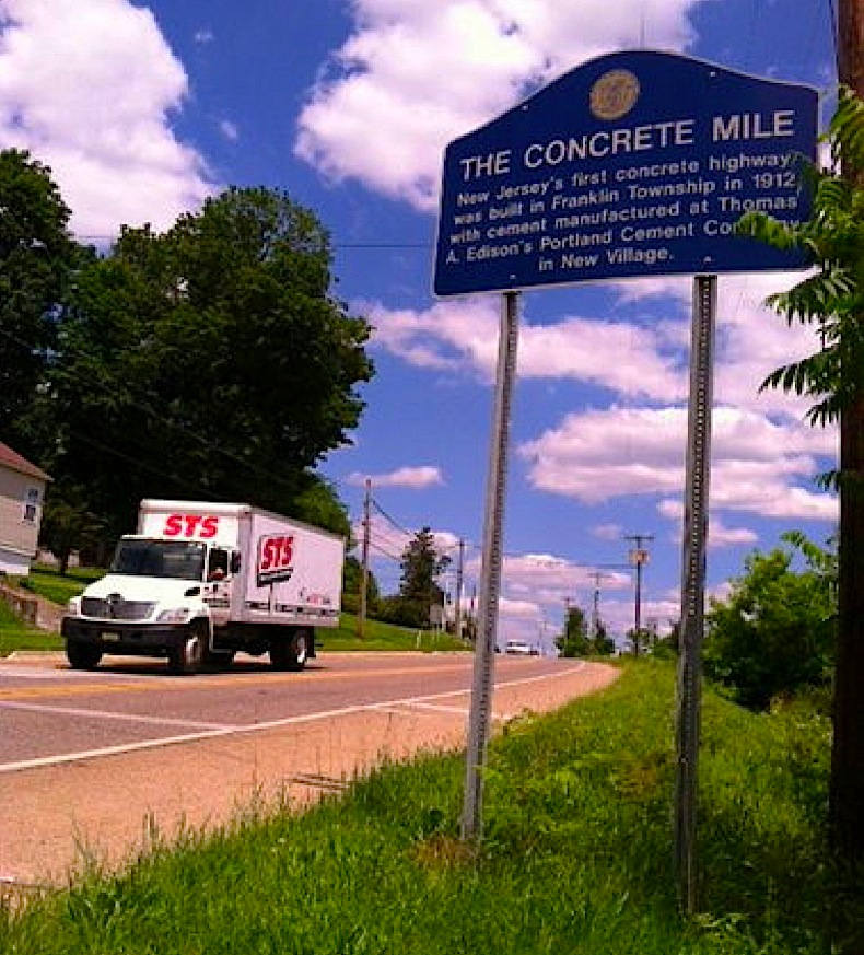 First Concrete Mile in New Jersey, USA, Receives Makeover