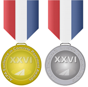 """ACPA Names Recipients of Annual """"Excellence in Concrete Pavements"""" Awards"""