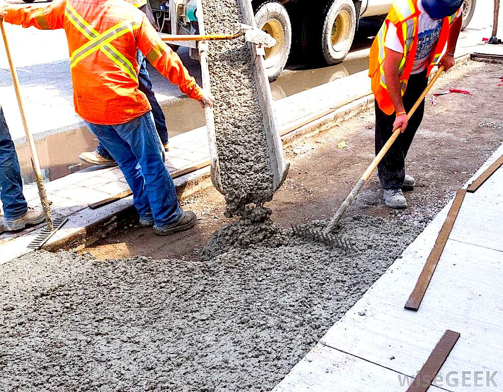 USA: Specification Allows Use of Concrete Product That Can Greatly Reduce Carbon Footprint