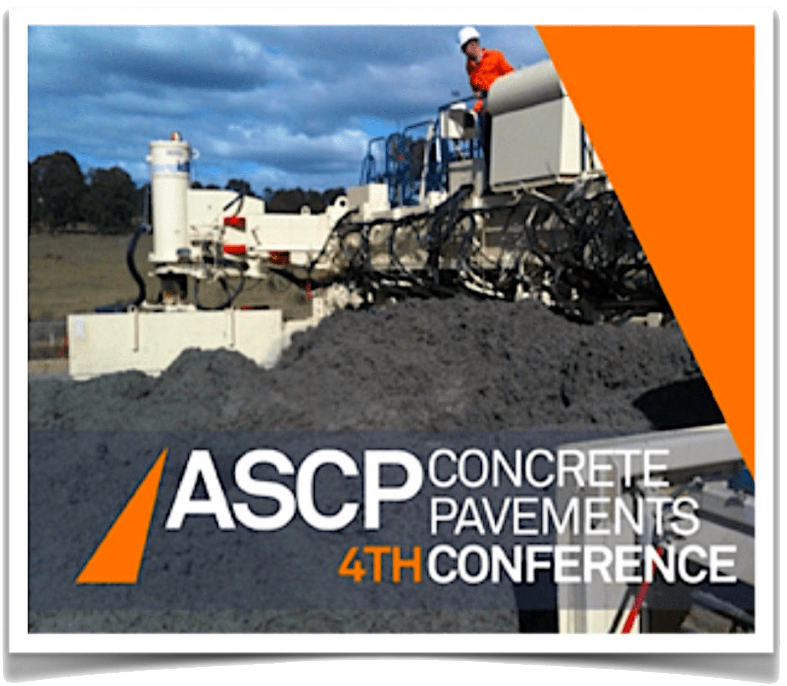 ASCP—Early Bird Registration Ends Friday, March 24th for the 4th Concrete Pavements Conference