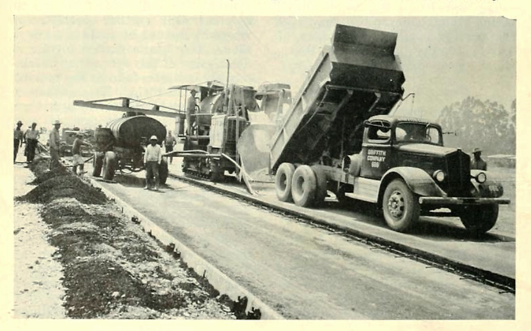Celebrated 70-Year-Old California Concrete Pavement Receives