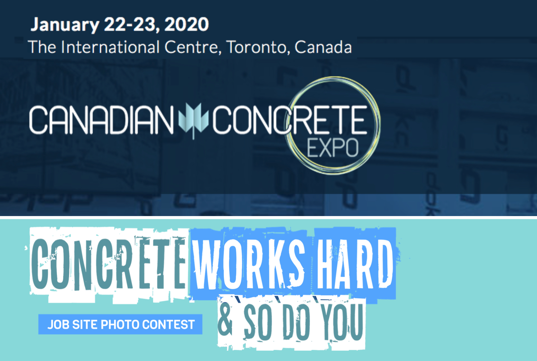 2020 Wyoming State Science Fair Logo Contest.3rd Annual Canadian Concrete Expo Cce To Be Held Jan 2020