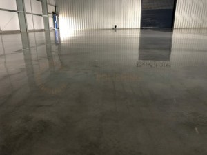 Concrete Polishing Warehouse