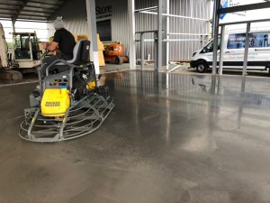 industrial polished concrete shropshire