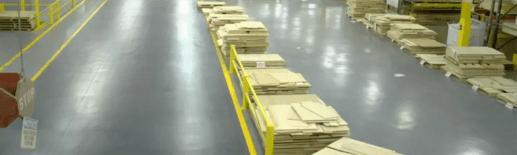 warehouse floor coatings