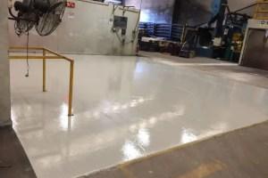 Keysborough Manufacturing Plant - Heavy Duty Epoxy Floor Coating 5