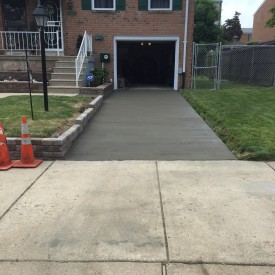 New Cement Driveway Cherry Hill NJ