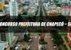 Concurso Prefeitura de Chapecó – SC