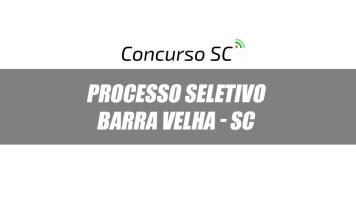 Processo Seletivo Barra Velha - SC