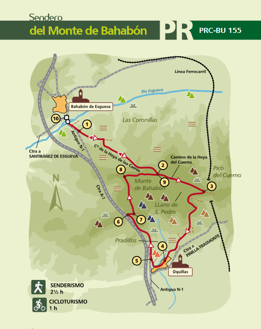 Mapa PRC-BU-155