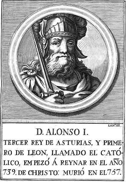 Alfonso I de Asturias
