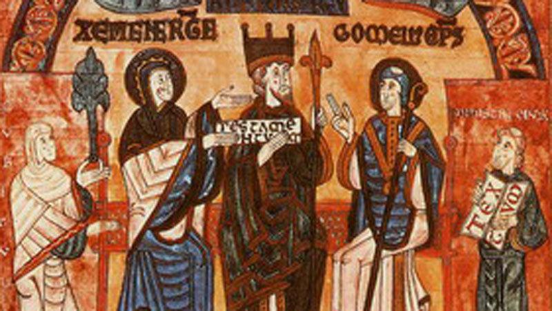 Alfonso III, el Magno, rey de Asturias