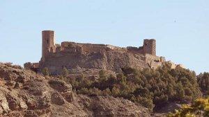 Castillo de Calatayud, dice la leyenda que fue fundado por Ayyub