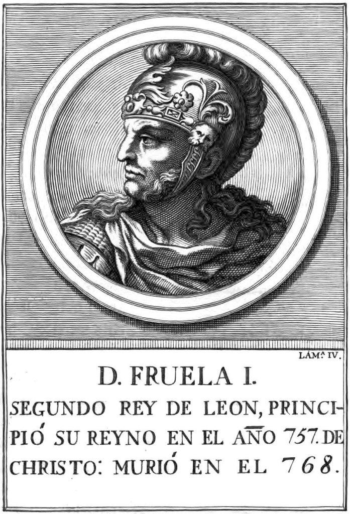 Fruela I de Asturias