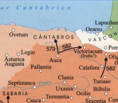 Ofensiva de Leovigildo
