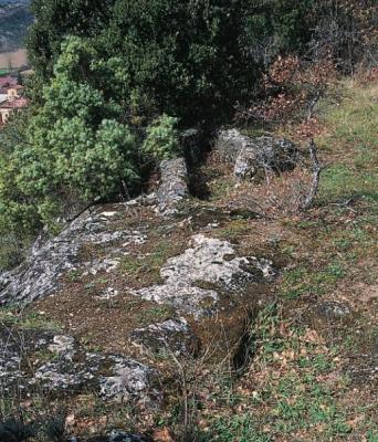 Necrópolis de San Martín