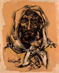 Cabeza de foramontano (1971) de Vela Zanetti