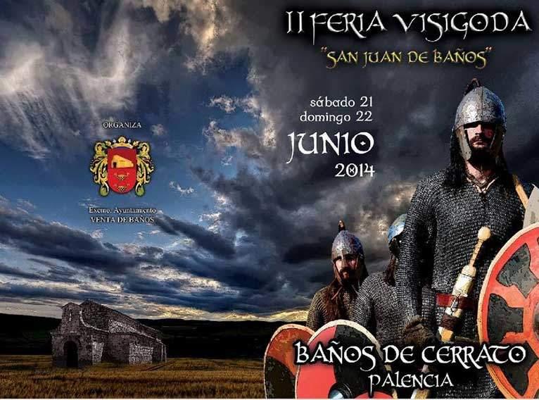 II Feria Visigoda de San Juan de Baños