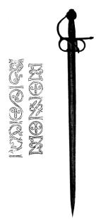 Espada Lobera de Fernando III de la Real Armería de Madrid. Sig. G-21