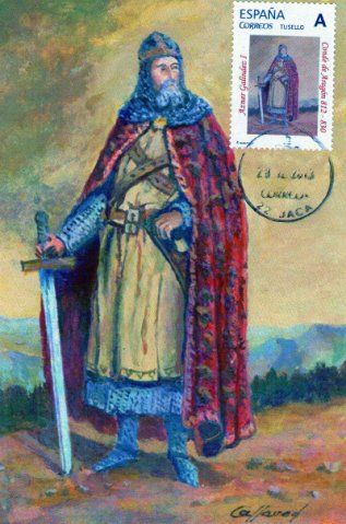 Aznar I Galíndez por Antonio Callaved