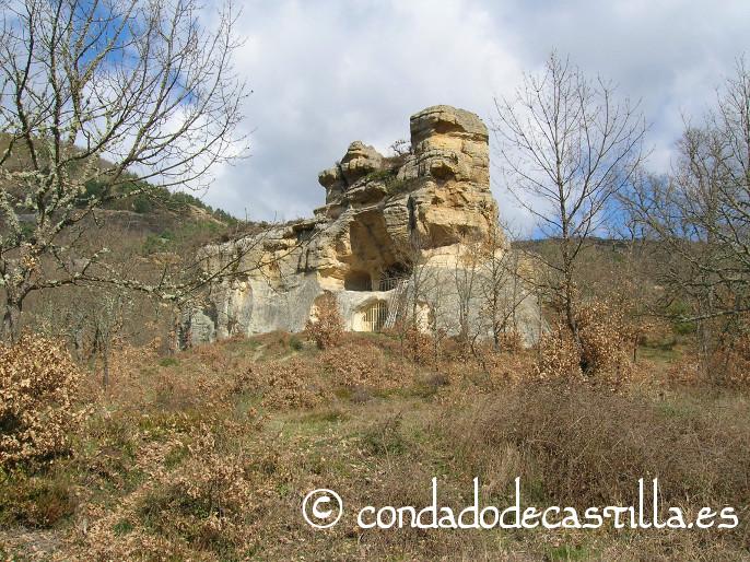 Iglesias rupestres y necrópolis altomedievales de Burgos