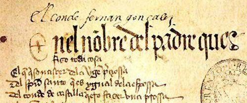 I. Invocación e introducción